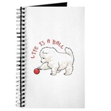 LIFE IS A BALL Journal