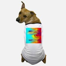 Psychedelic Dog T-Shirt