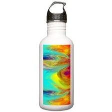 Psychedelic Water Bottle