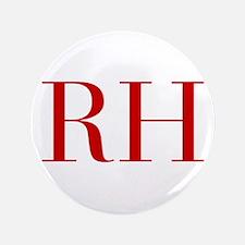 """RH-bod red2 3.5"""" Button"""