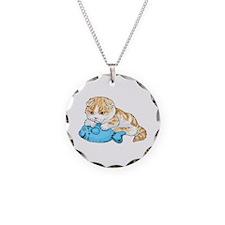 SCOTTISH FOLD CAT Necklace