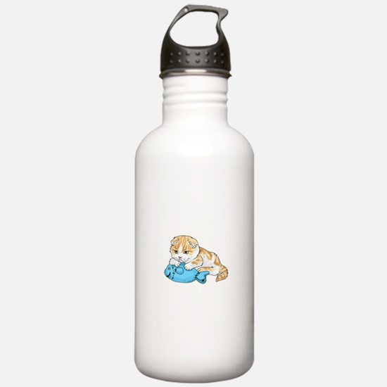 SCOTTISH FOLD CAT Water Bottle