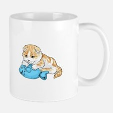 SCOTTISH FOLD CAT Mugs