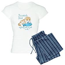 Scottish Fold Cat Pajamas