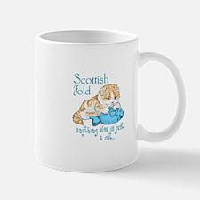 Scottish Fold Cat Mugs