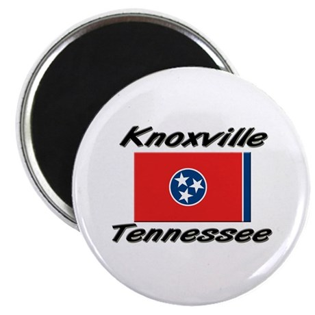 Knoxville Tennessee Magnet