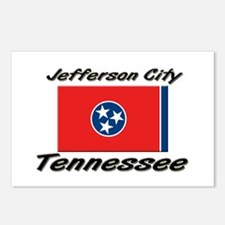 Jefferson City Tennessee Postcards (Package of 8)
