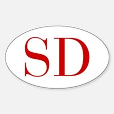 SD-bod red2 Decal