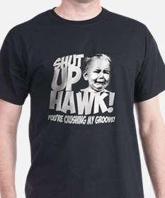 Unique My hawk T-Shirt