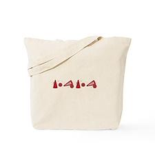 Cheer Leader Tote Bag