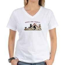 dogs are family T-Shirt