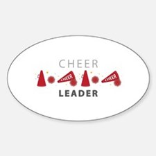 Cheer Leader Decal