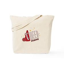 Cheer Team Tote Bag