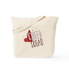 Cheer Squad Tote Bag