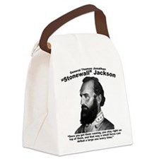 Stonewall: Offensive Canvas Lunch Bag