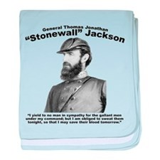 Stonewall: Gallant baby blanket