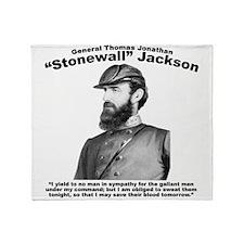 Stonewall: Gallant Throw Blanket