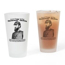 Stonewall: Gallant Drinking Glass