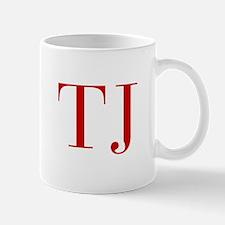 TJ-bod red2 Mugs