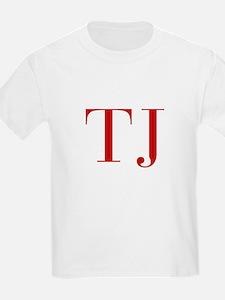 TJ-bod red2 T-Shirt