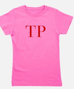 TP-bod red2 Girl's Tee