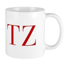 TZ-bod red2 Mugs
