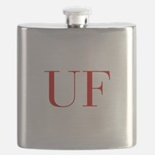UF-bod red2 Flask