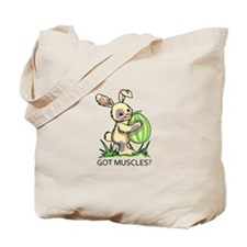 GOT MUSCLES? Tote Bag