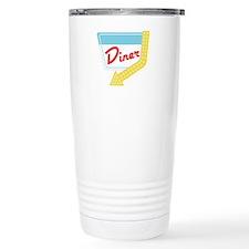 Diner Halt Travel Mug