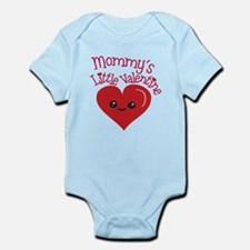 Mommy's Little Valentine Body Suit