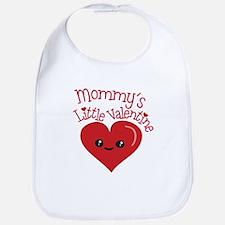 Mommy's Little Valentine Bib