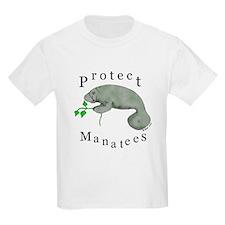 Protect Manatees T-Shirt