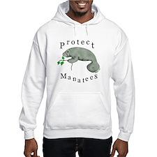 Protect Manatees Hoodie