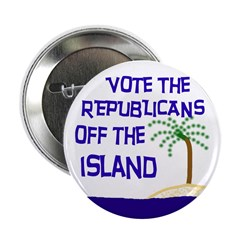 Vote Republicans Out Button (100 pack)