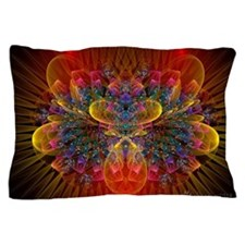 Glowing Bokeh Pillow Case
