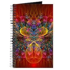 Glowing Bokeh Journal