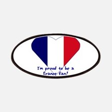 France fan Patches