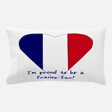 France fan Pillow Case
