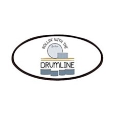 Rollin' With Drumline Patches