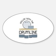 Rollin' With Drumline Decal