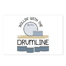Rollin' With Drumline Postcards (Package of 8)