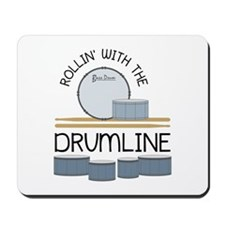 Rollin' With Drumline Mousepad