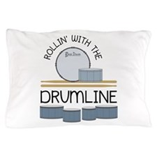 Rollin' With Drumline Pillow Case