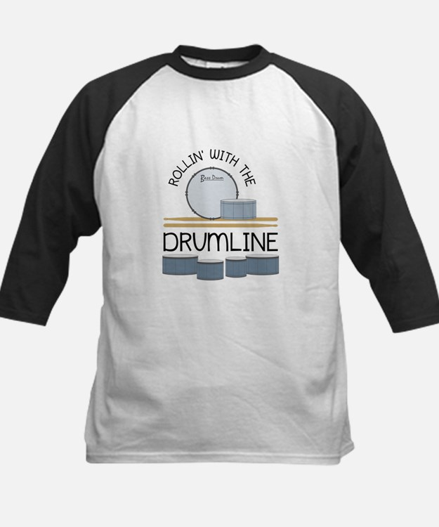 Rollin' With Drumline Baseball Jersey