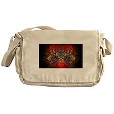 Glowing Bokeh Messenger Bag