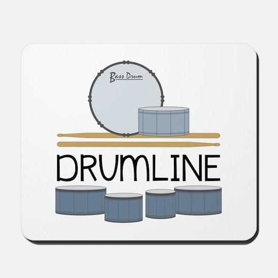 Drumline Mousepad