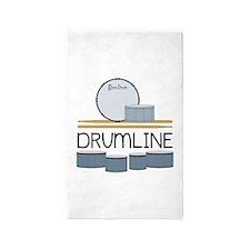 Drumline Area Rug