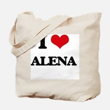 Cute Alena Tote Bag