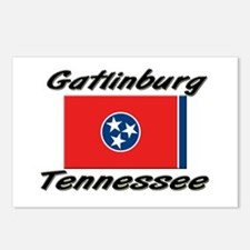 Gatlinburg Tennessee Postcards (Package of 8)
