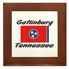 Gatlinburg Tennessee Framed Tile